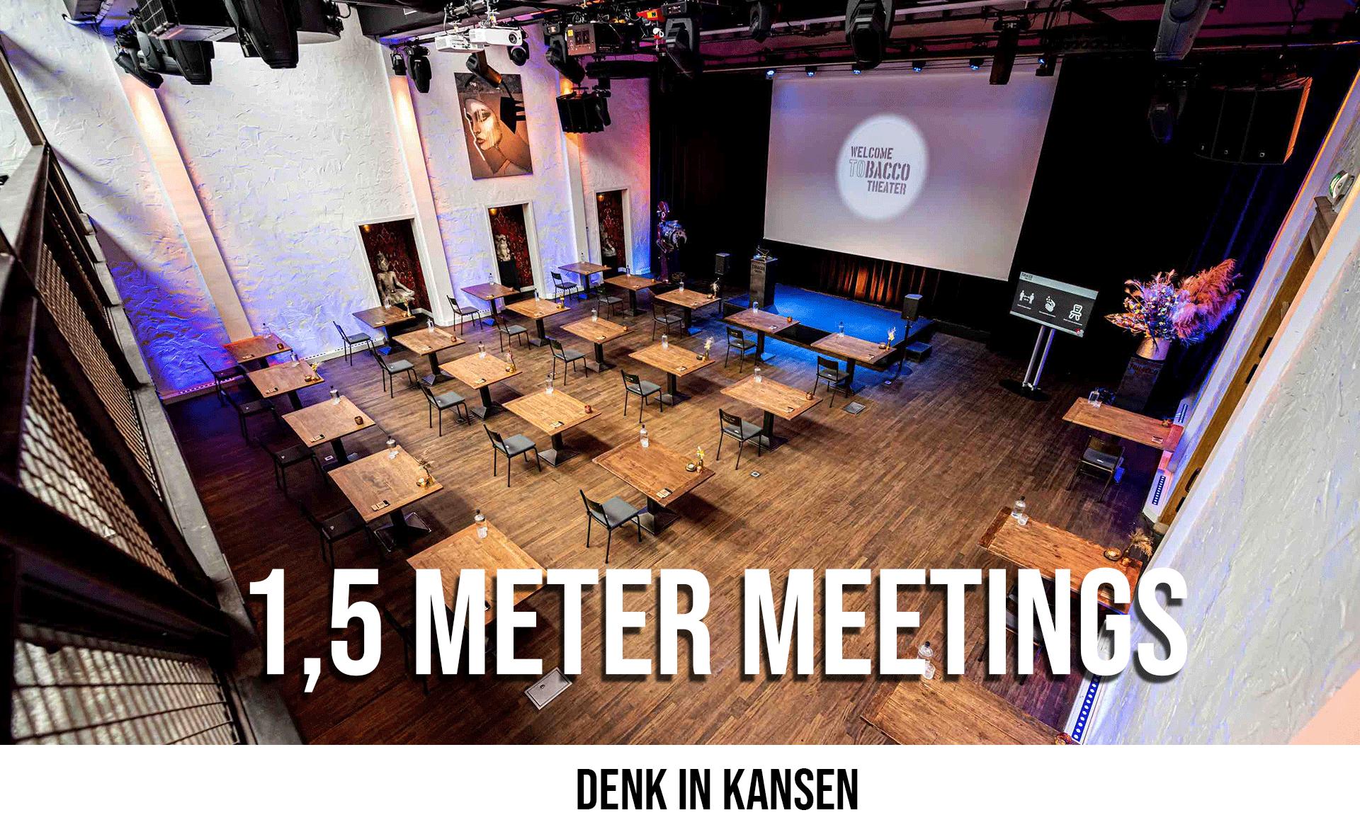1,5 Meter Meetings Homepage