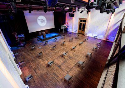 Theatre setup 1
