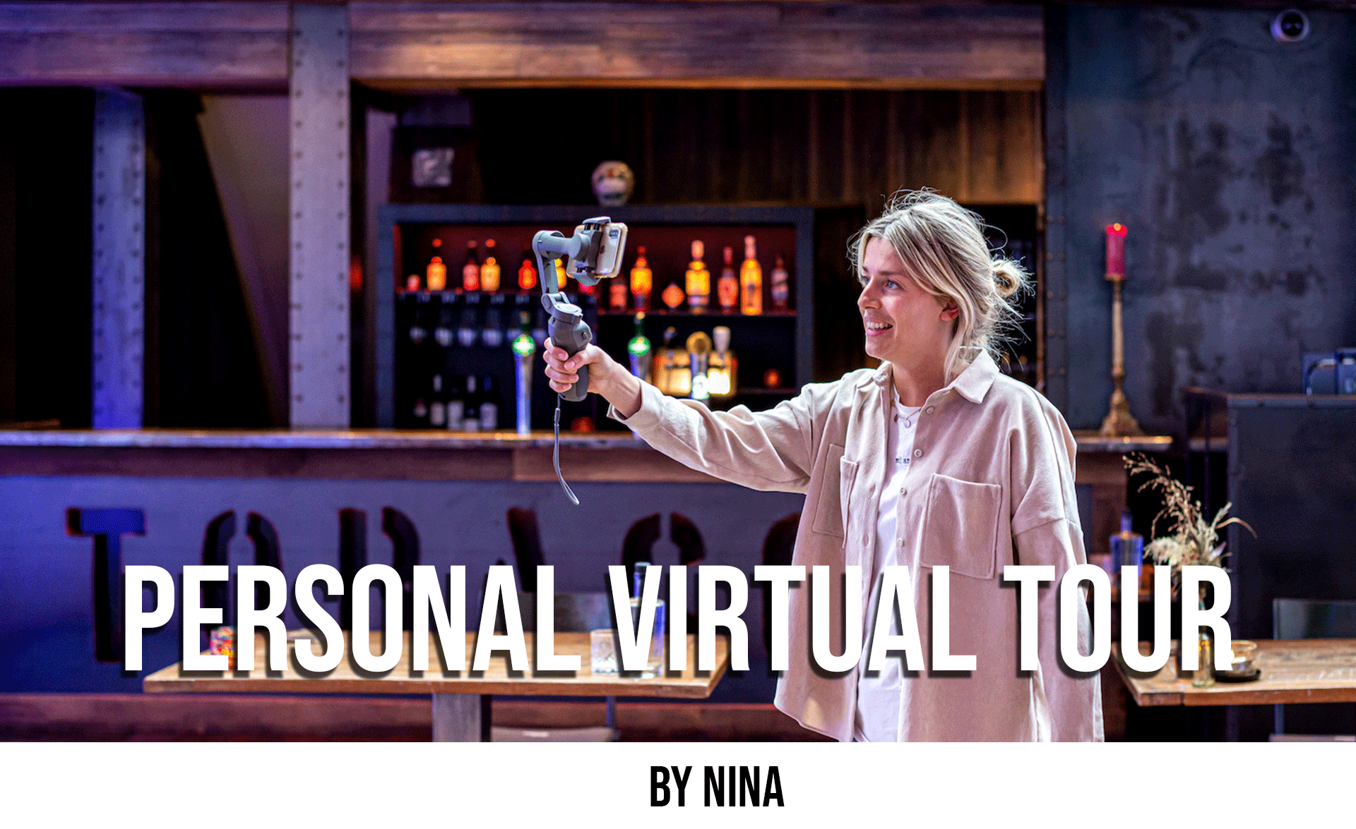 Personal Virtual Tour by Nina